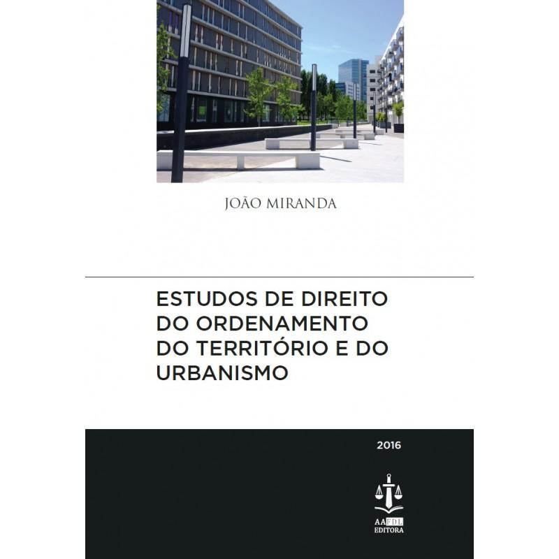 Estudos de Direito do Ordenamento do Território e do Urbanismo
