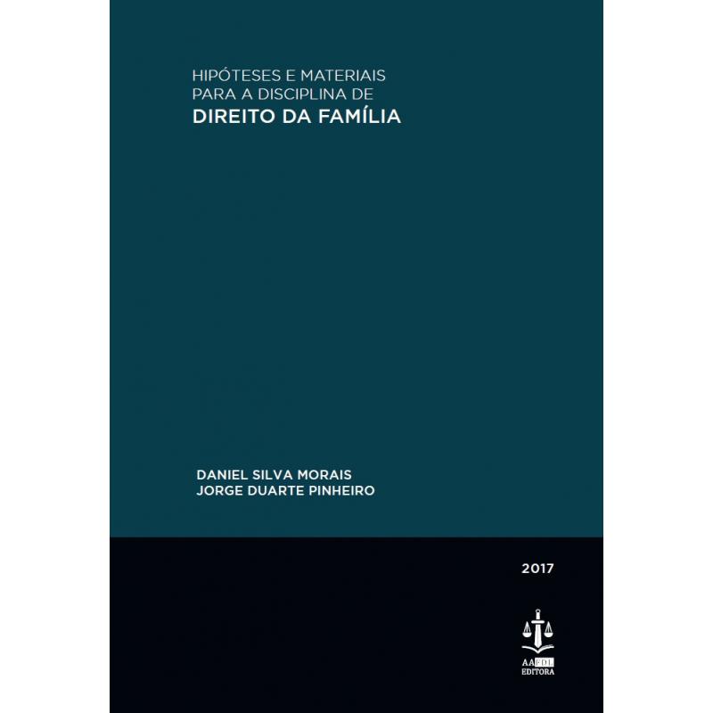 Hipóteses e Materiais para a Disciplina de Direito da Família