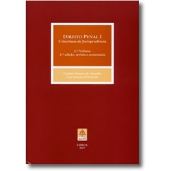Direito Penal I - Colectânea de Jurisprudência - 2.º Volume