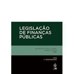 Legislação de Finanças...