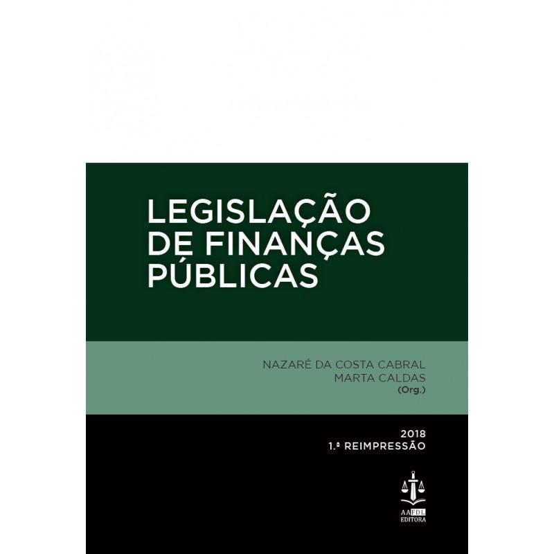 Legislação de Finanças Públicas