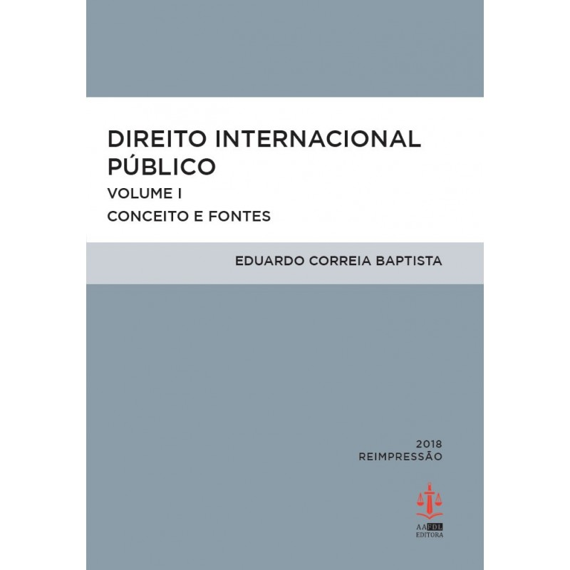 Direito Internacional Público - Volume I