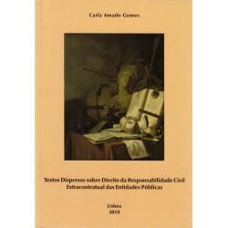 Textos Dispersos sobre Direito da Responsabilidade Civil Extracontratual das Entidades...