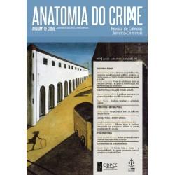 Anatomia do Crime n.º 9 - 2019