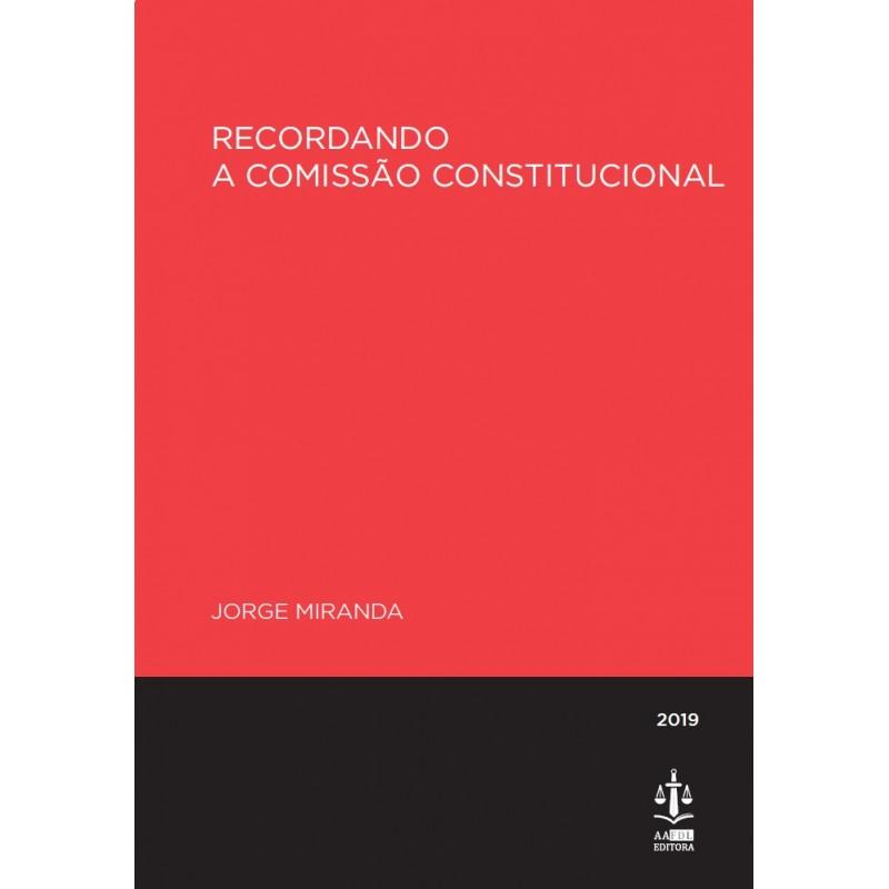 Recordando a Comissão Constitucional