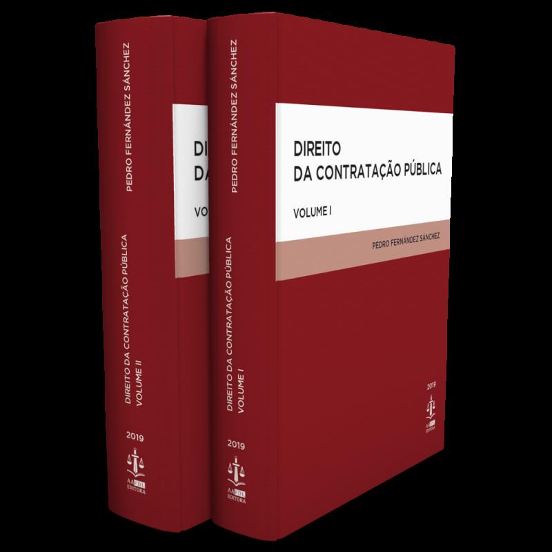 Direito da Contratação Pública - 2 Volumes