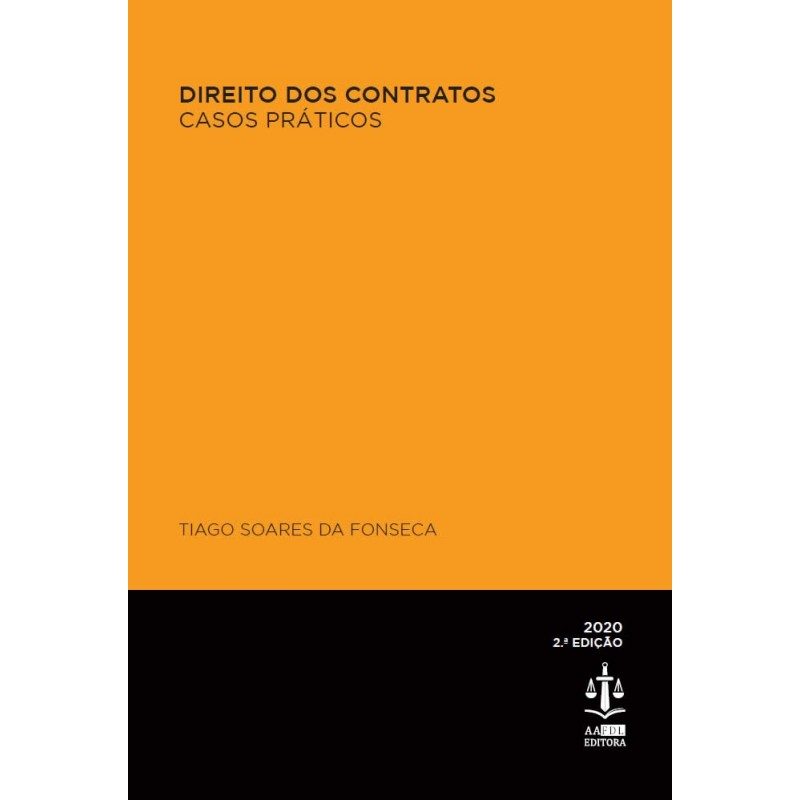 Direito dos Contratos - Casos Práticos 2.ª Edição