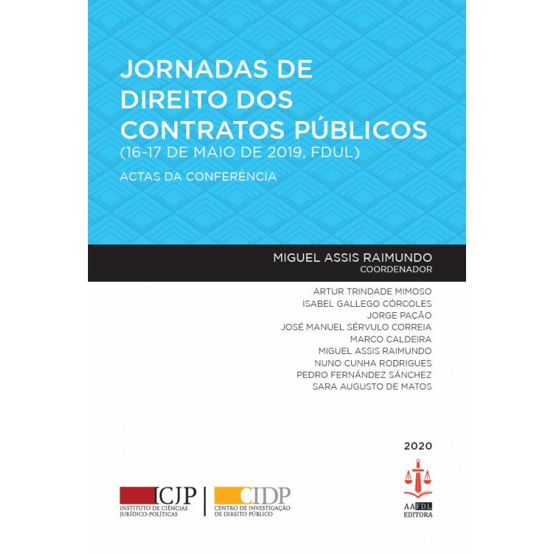 Jornadas de Direito dos Contratos Públicos