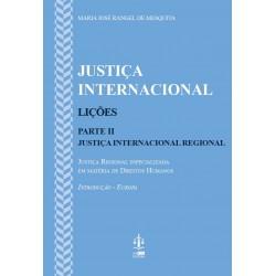 Justiça Internacional -...