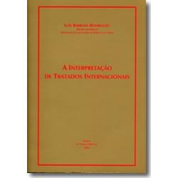 A Interpretação de Tratados...