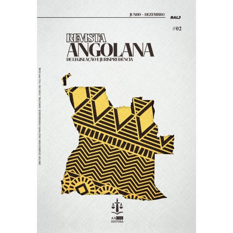 Revista Angolana de Legislação e Jurisprudência N.º 3