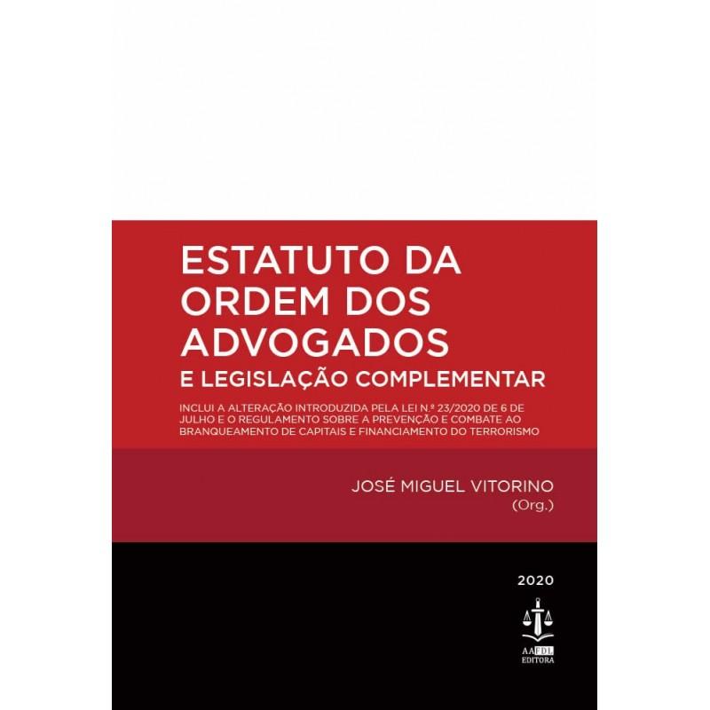 Estatuto da Ordem dos Advogados e Legislação Complementar