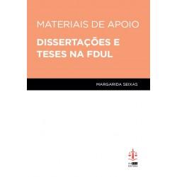 Dissertações e Teses na FDUL - Materiais de Apoio