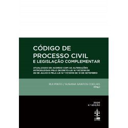 Código de Processo Civil e...