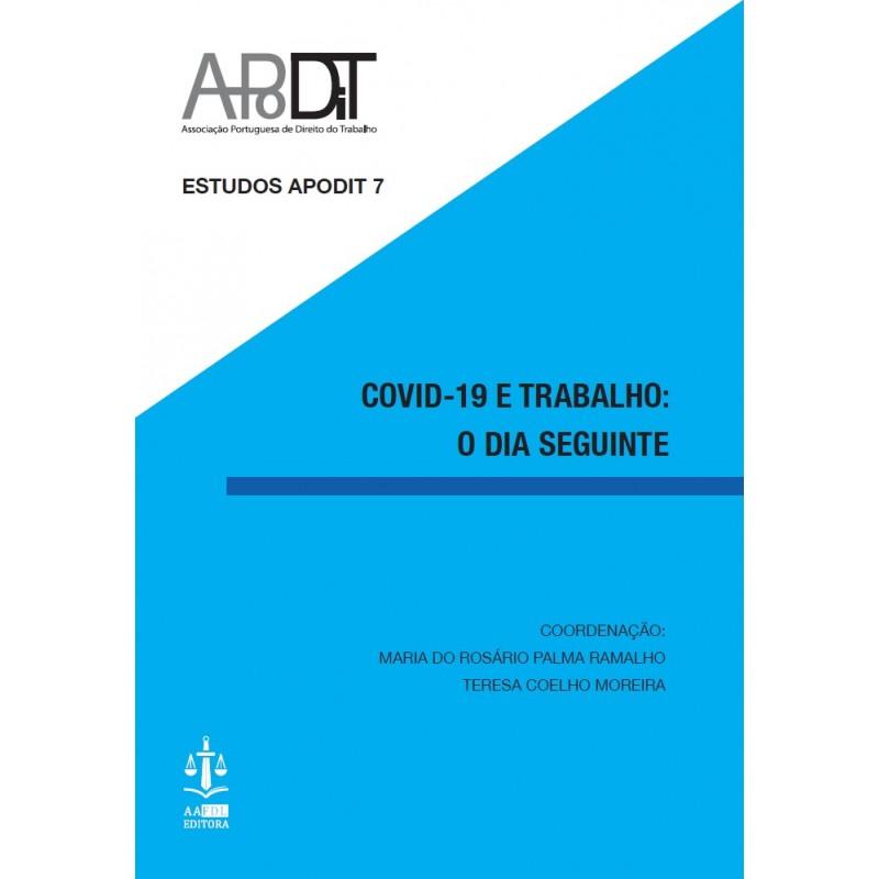 COVID-19 e Trabalho: o Dia Seguinte