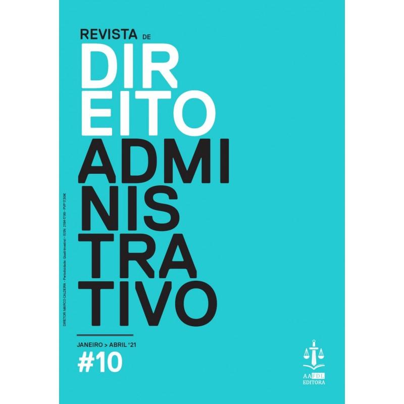 Revista de Direito Administrativo Ano IV N.º 10