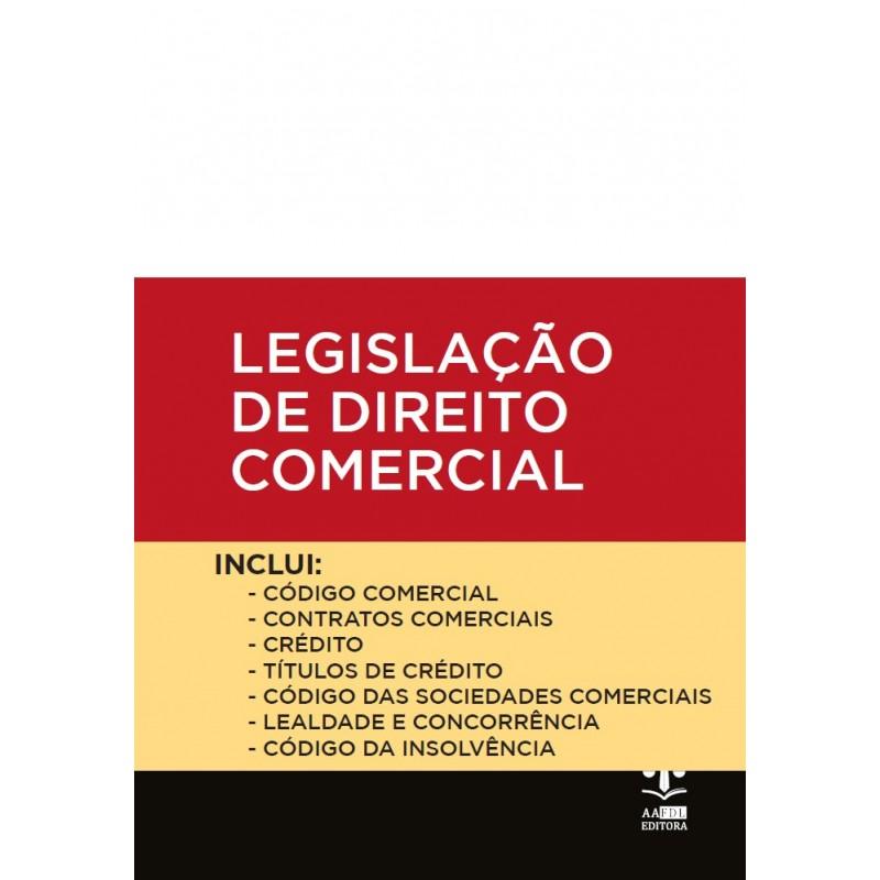 Legislação de Direito Comercial 4.ª Edição