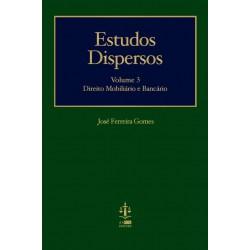Estudos Dispersos III -...