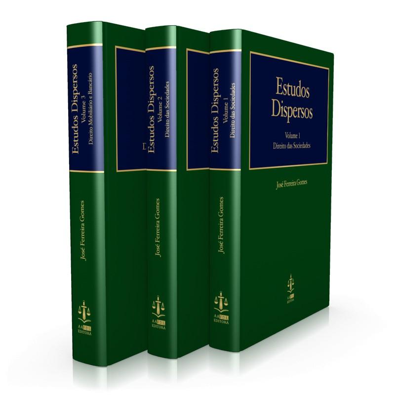 Estudos Dispersos Volumes I, II e III