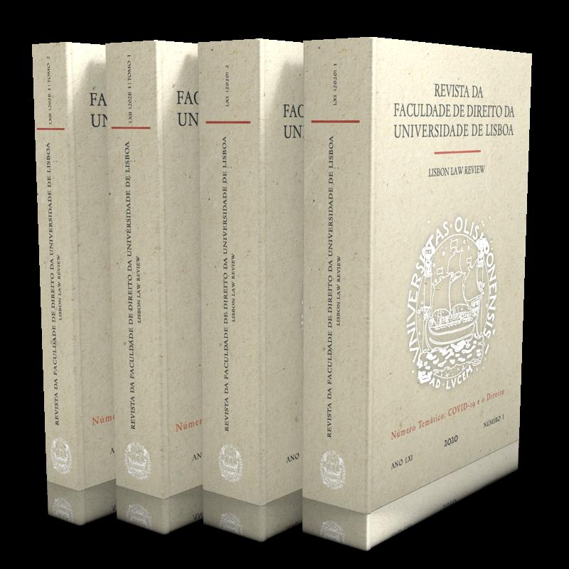Pack Revista da Faculdade de Direito da Universidade de Lisboa | Lisbon Law Review