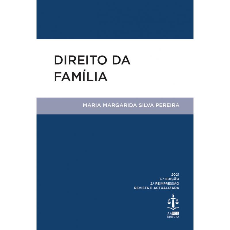 Direito da Família 3.ª Edição