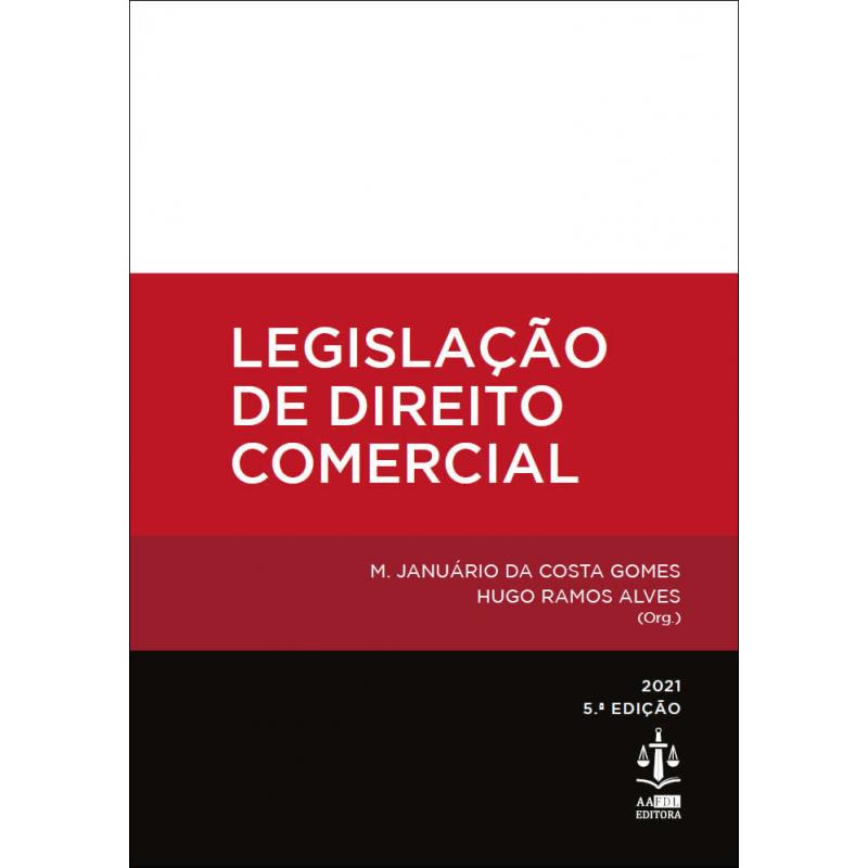 Legislação de Direito Comercial 5.ª Edição