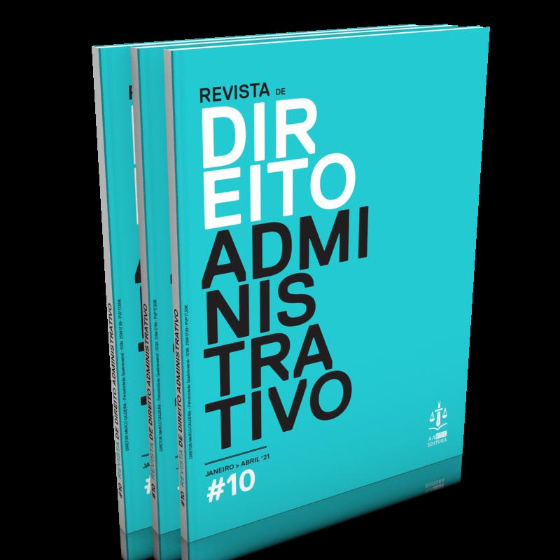 Subscrição da Revista de Direito Administrativo (RDA)