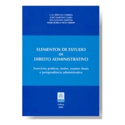 Elementos de Estudo de Direito Administrativo