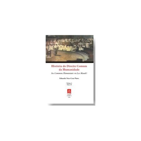 História do Direito Comum da Humanidade - Volume I, Tomo II