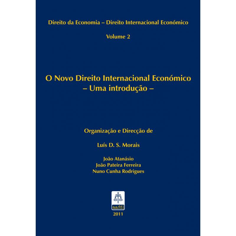 O Novo Direito Internacional Económico