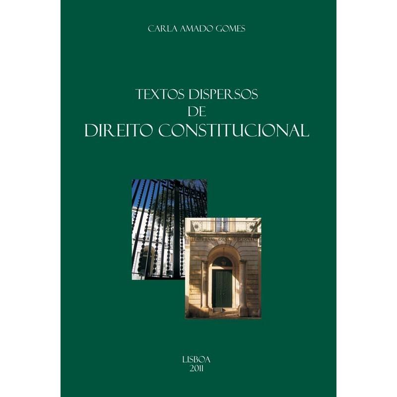 Textos Dispersos de Direito Constitucional