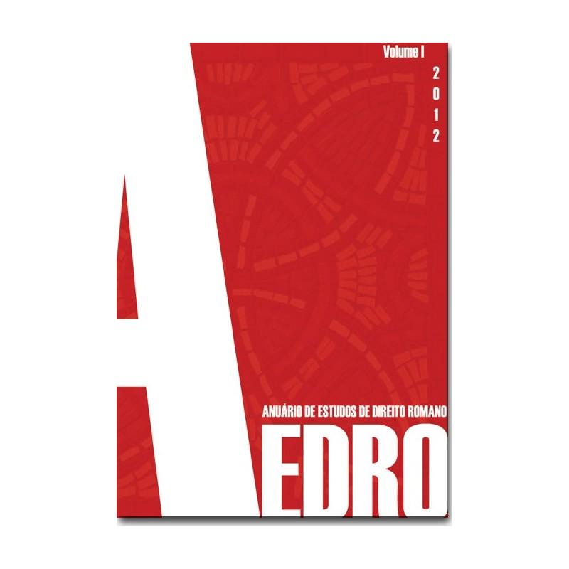 Anuário de Estudos de Direito Romano - 2012