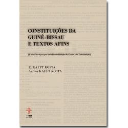 Constituições da Guiné-Bissau e Textos Afins
