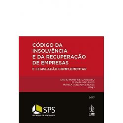 Código da Insolvência e da Recuperação de Empresas e...