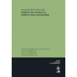 Casos Práticos de Direito da Família e Direito das Sucessões