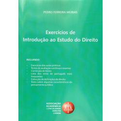 Exercícios de Introdução ao Estudo do Direito