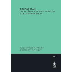 Direitos Reais - Colectânea de Casos Práticos e de Jurisprudência