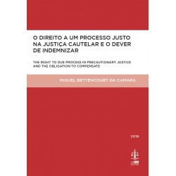 O Direito a um Processo Justo na Justiça Cautelar e o Dever de Indemnizar