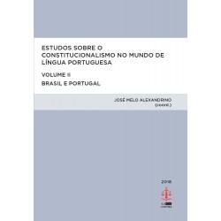 Estudos Sobre o Constitucionalismo no Mundo de Língua...