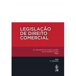 Legislação de Direito Comercial 3.ª Edição