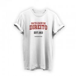T-Shirt Faculdade de Direito de Lisboa