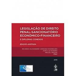 Legislação de Direito Penal - Sancionatório - Económico -...