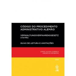 Código do Procedimento Administrativo Alemão 2.ª Edição