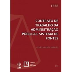 Contrato de Trabalho da Administração Pública e Sistema...