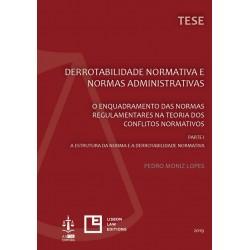 Derrotabilidade Normativa e Normas Administrativas Parte I