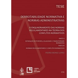 Derrotabilidade Normativa e Normas Administrativas Parte II