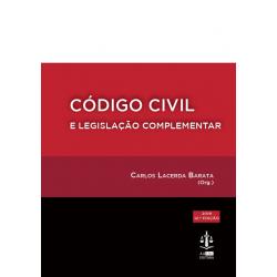 Código Civil e Legislação Complementar 12.ª Edição