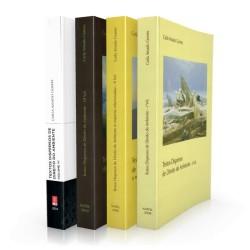 Pack Textos Dispersos de Direito Ambiente (4 Volumes)