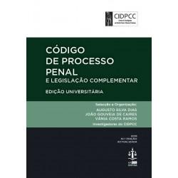 Código de Processo Penal e Legislação Complementar -...