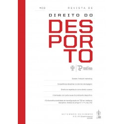 Revista de Direito do Desporto Ano I N.º 3